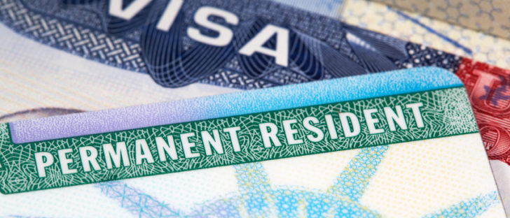 Green Card US Renew
