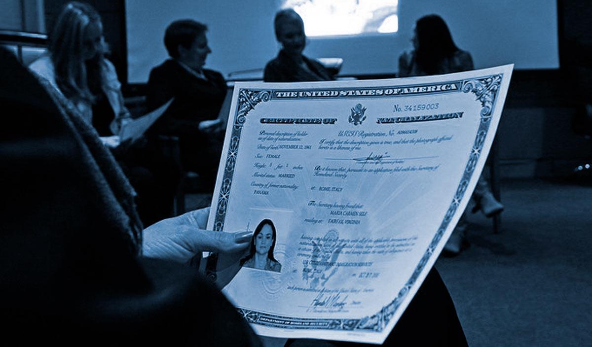 Benefits of U.S. citizenship.