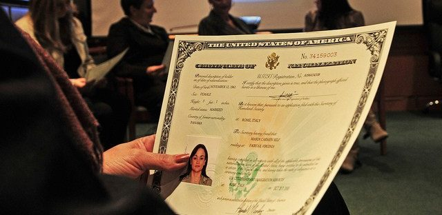 The USCIS allows for changes to your naturalization certificate even after your citizenship ceremony.