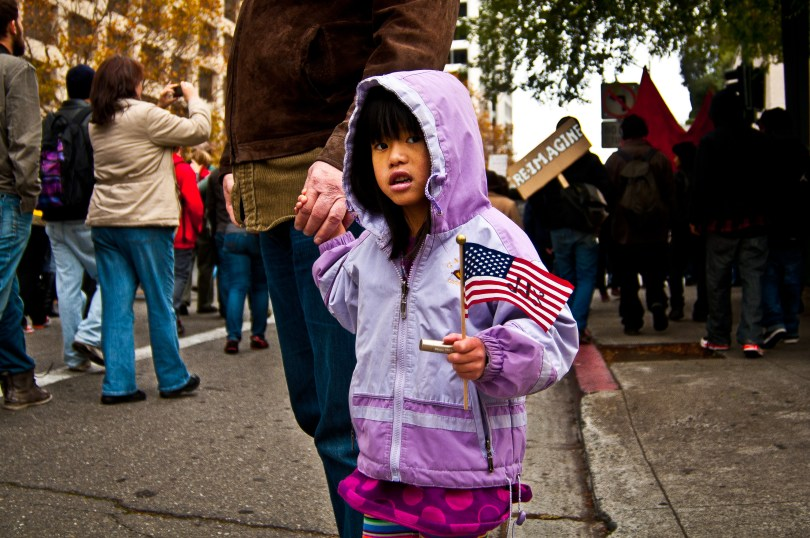 Occupy Oakland's Day of Action | Glenn Halog