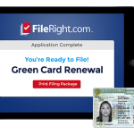 FileRight can help navigate what can be a complicated green card renewal process.