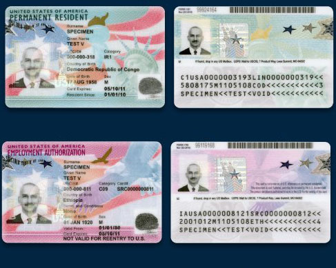 USCIS Issuing Redesigned Green Cards and Employment ...