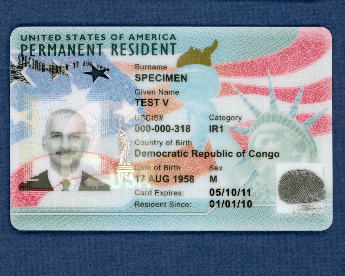 Are Green Card Holders Resident Aliens?