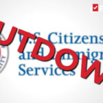 How does the government shutdown impact the United States Citizenship and Immigration Services? We take a look at the impact on USCIS.