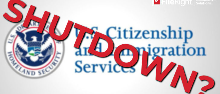 How the Government Shutdown Impacts the USCIS – FileRight