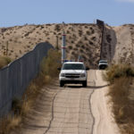 National guard troops are expected to assist the border patrol in immigration enforcement along the Mexican border.