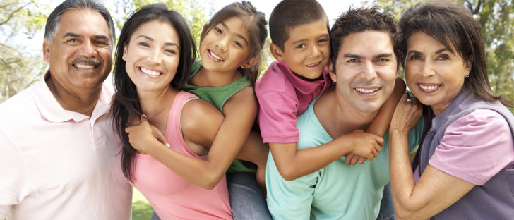 Unite your family is a campaign started by FileRight to inform the immigrant community about potential changes to immigration law.