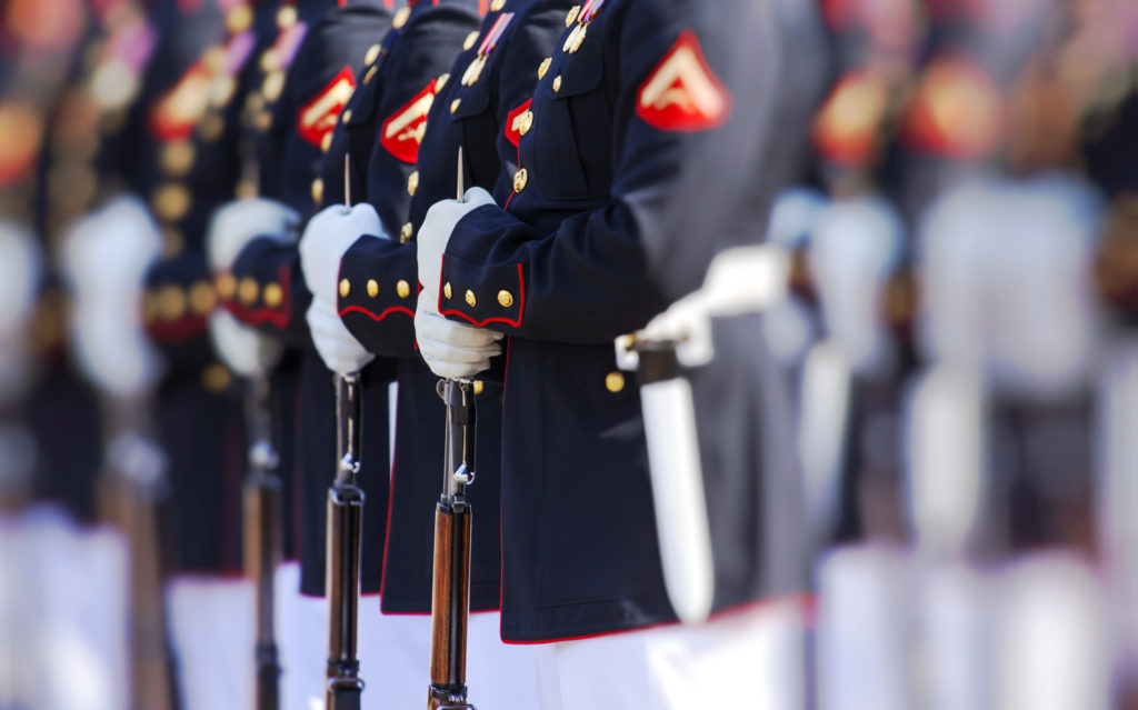 Serving the military during peacetime means you'll have to meet other requirements to gain U.S. citizenship.