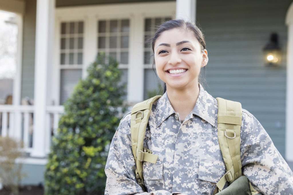 U.S. Citizenship can be gained through the military.