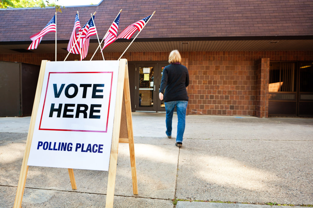 Voting is one of the most important benefits of U.S. citizenship.