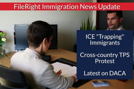 Get the latest immigration news provided to you by FileRight.com. This update is for September.