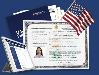 Apply For Us Citizenship Fileright For Form N 400 Fileright